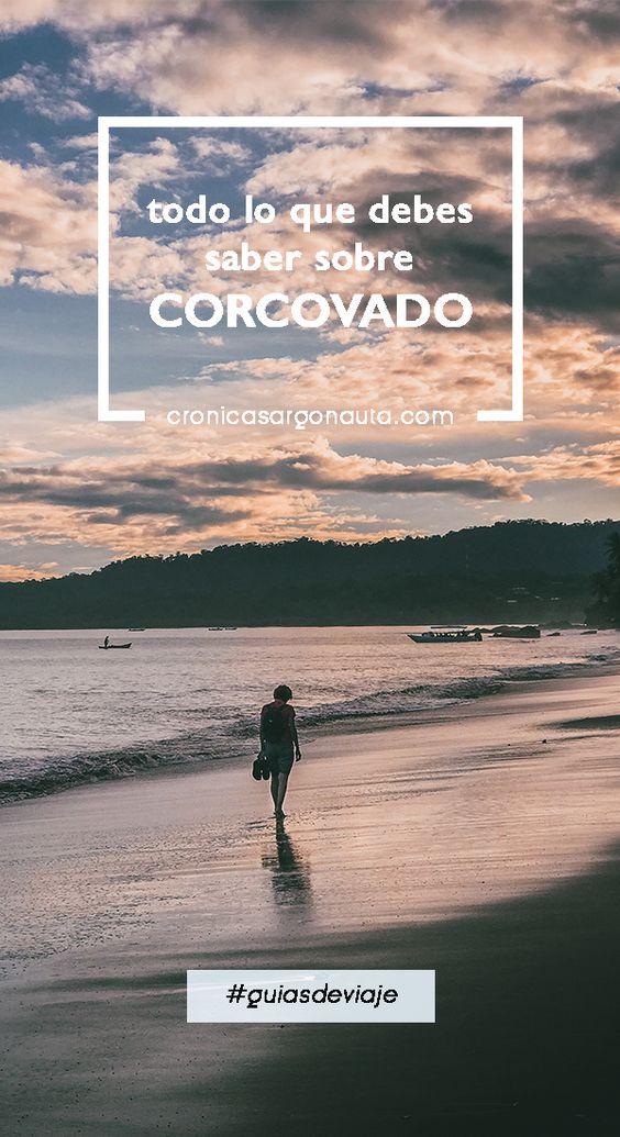 Todo lo que debes saber sobre el parque nacional corcovado en Costa Rica.