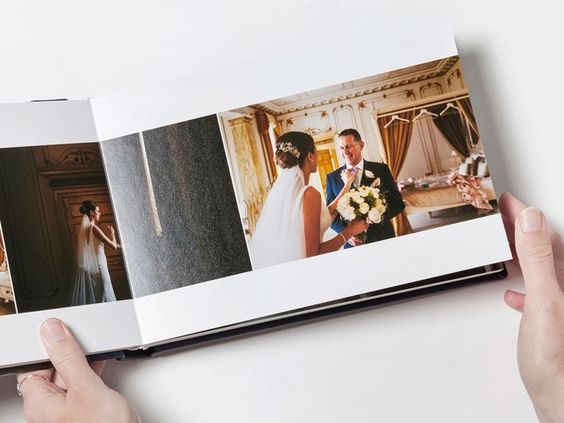 Wedding Album Options