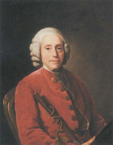 Portrait de François Puissant de la Villeguerif, entourage d'Alexander Roslin