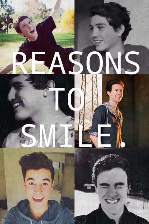 So true <3 They are the reason I smile everyday.  Thank you guys, you have really changed my life <3