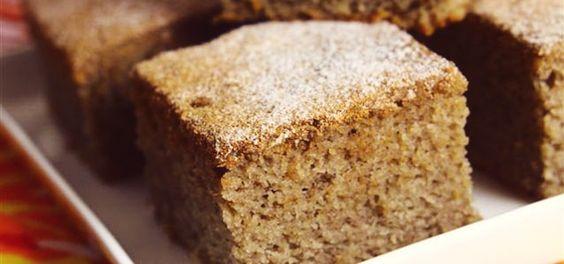 Alimentação saudável com receitas sustentáveisBolo de casca de banana, patê de talos e cookies de semente de abóbora