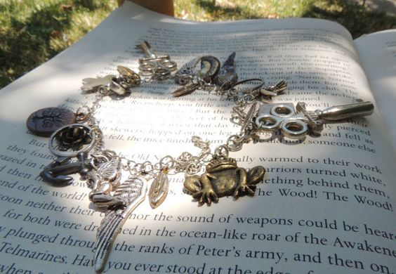 Hey, I found this really awesome Etsy listing at https://www.etsy.com/listing/183874824/fairytale-charm-bracelet-magical