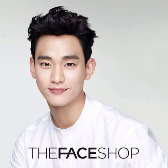 The Faceshop cf,kim soo hyun 2015