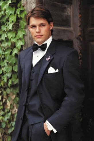 Beautiful Navy Blue Tuxedos For Weddings Ideas - Styles & Ideas 2018 ...
