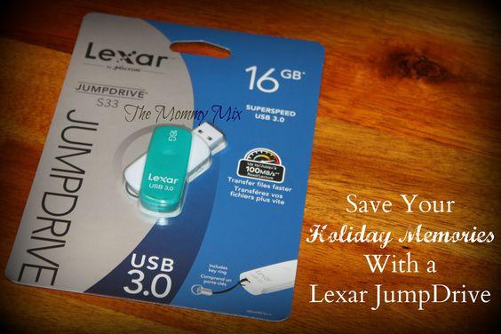 Lexar JumpDrive