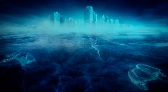 Atlantis: Located miles beneath the Ice sheet of Antarctica?