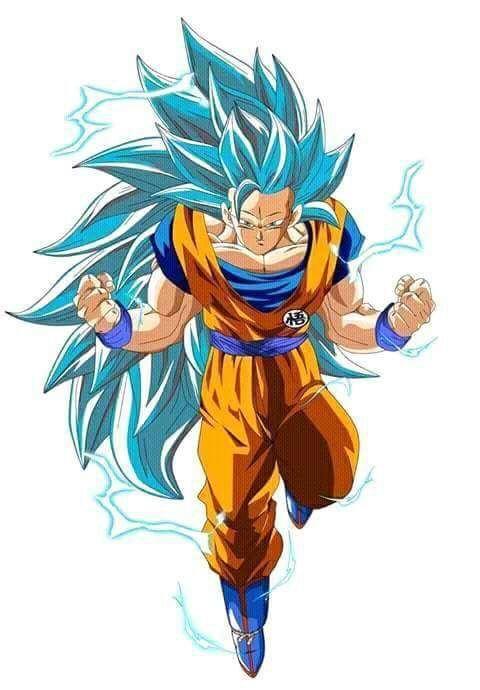Goku Super Sayayin Dios Azul Face 3 Anime Amino Imagenes De Goku Dibujo De Goku Personajes De Dragon Ball