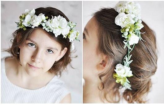 Wianek Komunijny Pakamera Pl Communion Hair Ornaments First Holy Communion