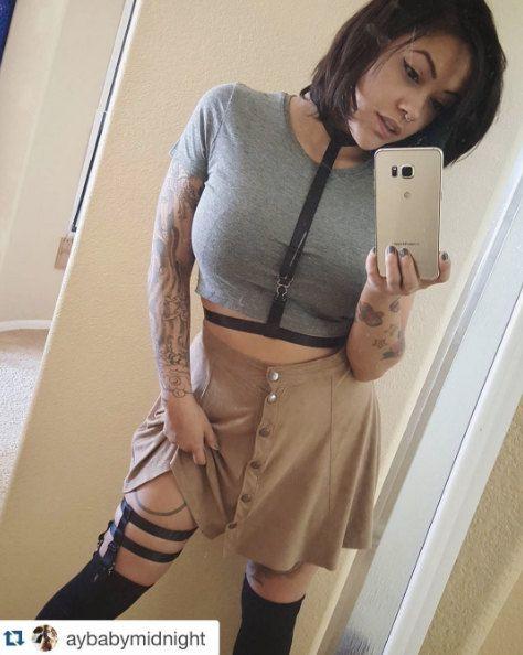 Thigh Suspender Garter  Style 2 by StyleWanderlustUSA on Etsy
