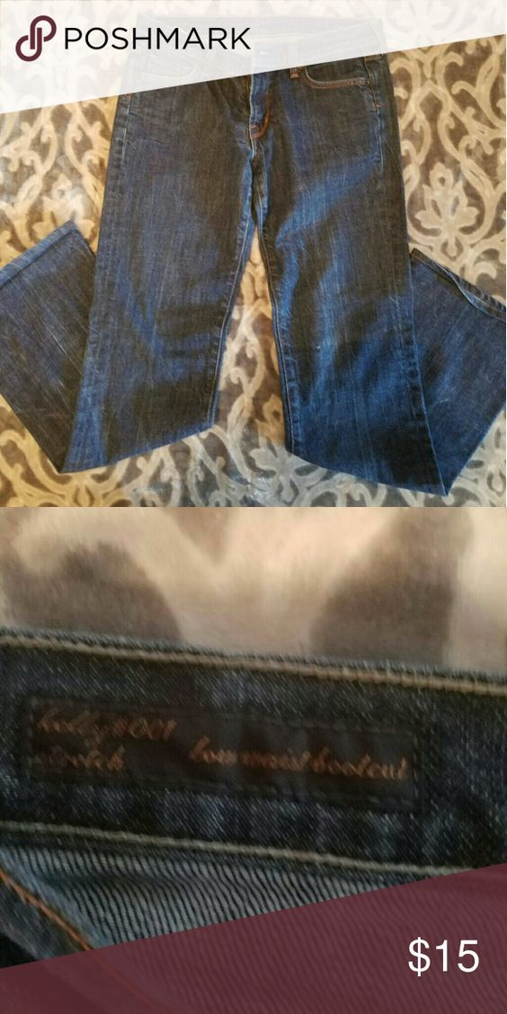 Citizens of Humanity jeans Kelly 001 low waist boot cut jeans.  Great condition! Citizens of Humanity Jeans Boot Cut