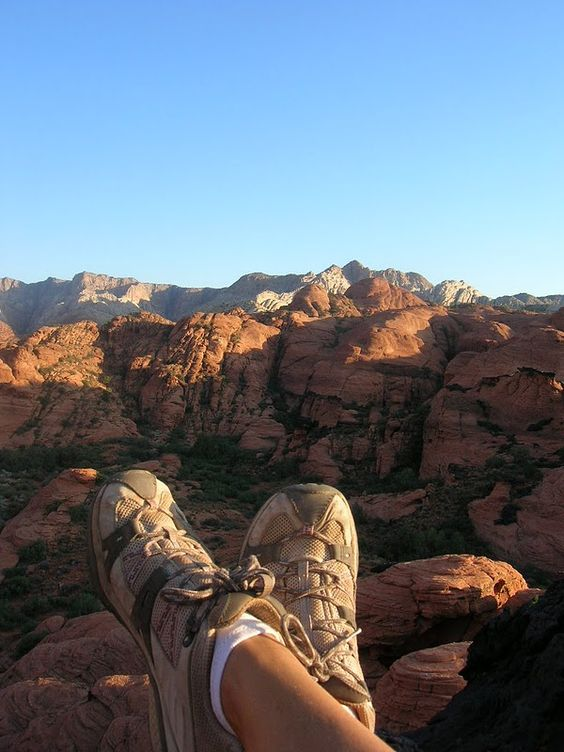 Snow Canyon State Park.. near St George & Zion NP