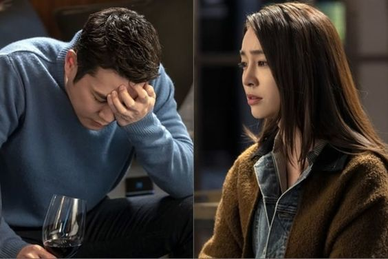 "Joo Sang Wook And Lee Min Jung Show Cracks In Their Relationship On ""Fates And Furies"""
