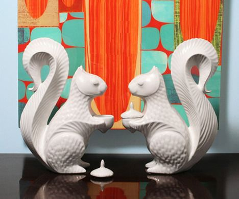 Jonathan Adler Squirrel Ring Box main view