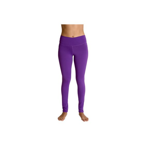 Women's Be Up Supreme Legging - Purple Athletic Pants (£36) ❤ liked on Polyvore featuring purple