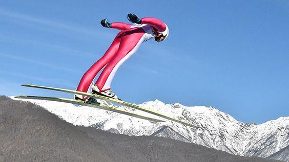 SOCHI 2014 Winter Olympics!