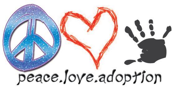 Peace Love Adoption