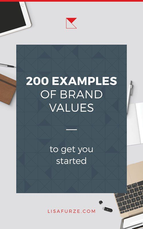 Brand Values How To Determine Define Your Own Brand Values Small Business Branding Blog Branding Business Branding