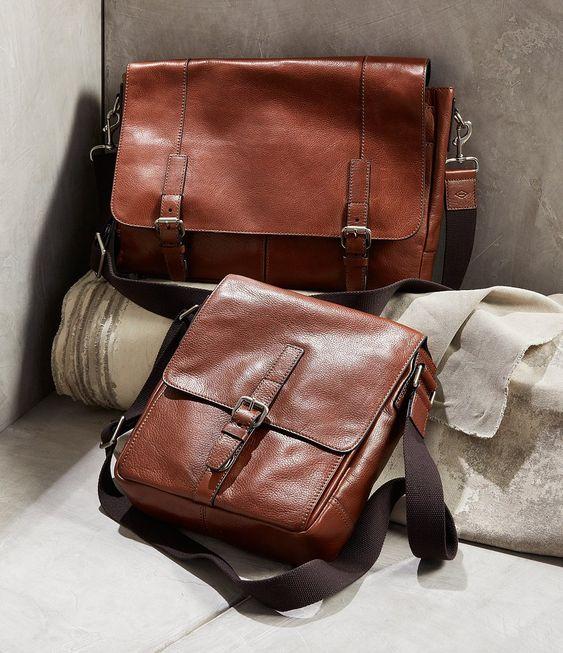 LIVINGSTONE LARGE BUFFALO LEATHER BAG http\/\/wwwruavintage\/en - dr livingstone i presume accessories