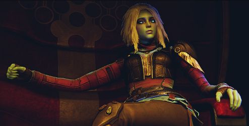 Queen of the Reef - Destinypedia, the Destiny Wiki -
