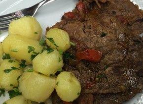 Carne Assada é um sucesso na mesa (Foto: Danyela Meira/TV globo)