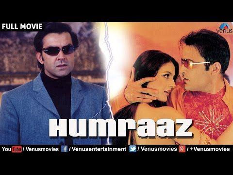 Humraaz Hindi Movies Bobby Deol Movies Bollywood Romantic Movies Youtube Romantic Movies Bollywood Movies Hindi Movies