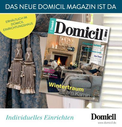domicil magazin 2014 :: wohnideen - möbel - wohnzimmer - esszimmer, Deko ideen