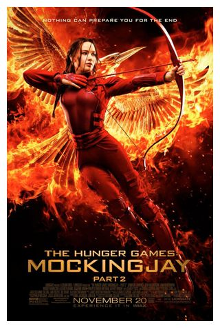 MOVIE REVIEW: The Hunger Games Mockingjay Part 2