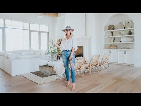 Cortezbuild House Tour With Kristen Forgione Youtube In 2020 House And Home Magazine White Interior Design House Tours