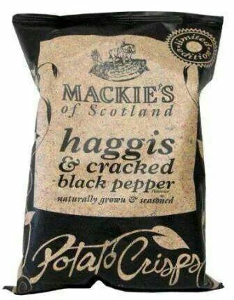 Scottish crisps