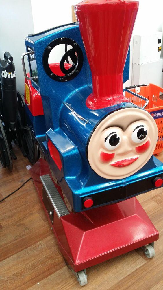 Thomas the Trans Engine