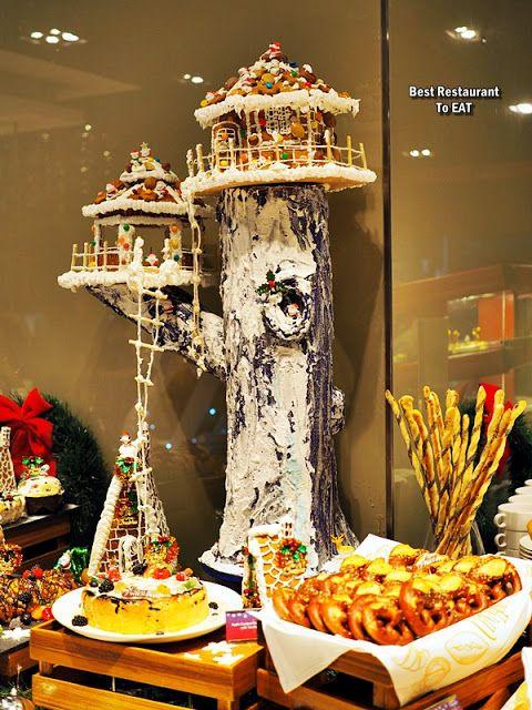 Christmas Dinner Restaurants 2020 CINNAMON COFFEE HOUSE ONE WORLD HOTEL PETALING JAYA   CHRISTMAS
