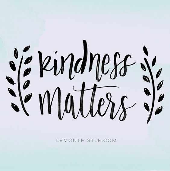 Home | Kindness matters, Kindness quotes, Phonetic alphabet