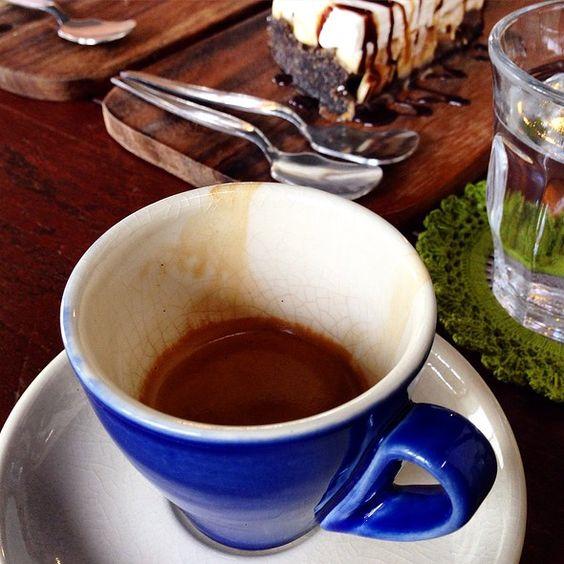 เอสเพรสโซ | Espresso @ ม่อนโจ้ | Mont Jo