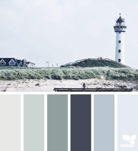 coastal hues, a design post from the blog design seeds, written by design seeds on Bloglovin'