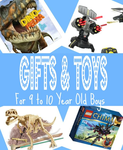 Best Gifts & Toys for 9 Year Old Boys in 2014 - Christmas, Birthday & 9-10  Year Olds