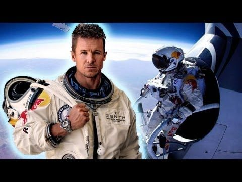 Badass, Felix Baumgartner, broke the world record for the highest skydive when he dove from his capsule in outer space on October 14, 2012.    Subscribe (Don't miss any videos!): http://full.sc/HMpMLY  Twitter: http://full.sc/HlZXmi  Facebook: http://full.sc/IaZcjw  Instagram: Search for codydykstra