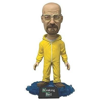 Breaking bad - #walter white #(yellow hazmat) #bobblehead,  View more on the LINK: 	http://www.zeppy.io/product/gb/2/351800186647/