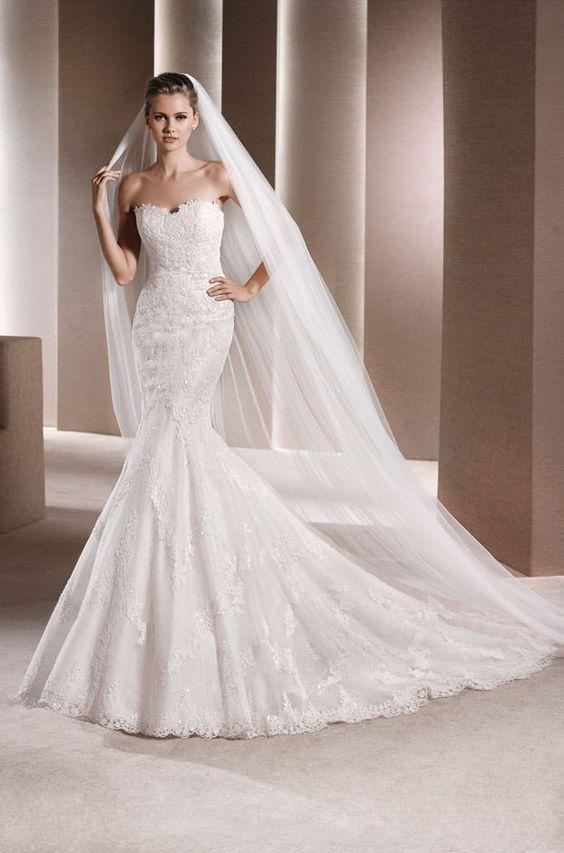 La Sposa Modell Idalina