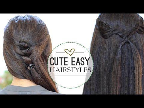 Patryjordan Easy Hairstyles For Short Hair : Pinterest ? El cat?logo global de ideas