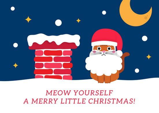 Funny Christmas Card Kartu Natal Ucapan Natal Kartu