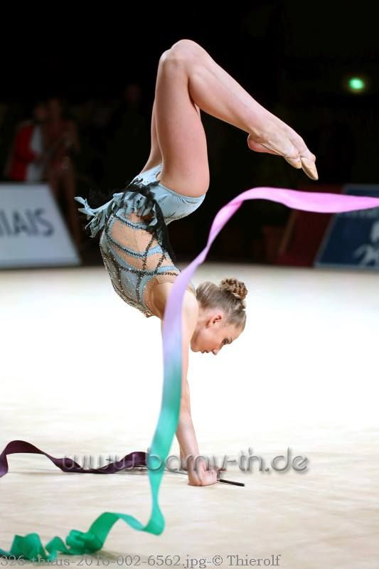 Astrid Rabette (France), Grand Prix (Thiais) 2016