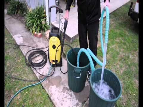 Karcher Mud Sucker Youtube Mud Outdoor Power Equipment Suckers