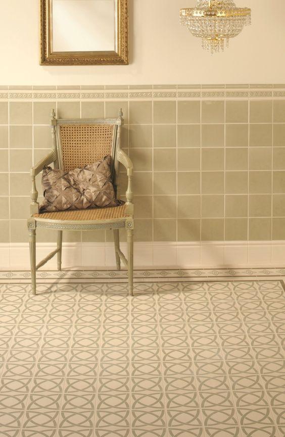 Dublin by originalstyleuk victorian floor tiles tegels for Victorian style kitchen floor tiles