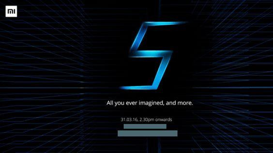 Mola: El Xiaomi Mi5 pronto llegará a la India