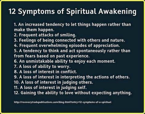 Spiritual Quotes About Love And Life Endearing 12 Signs Of A Spiritual  Awakening Spiritual Quotes Self
