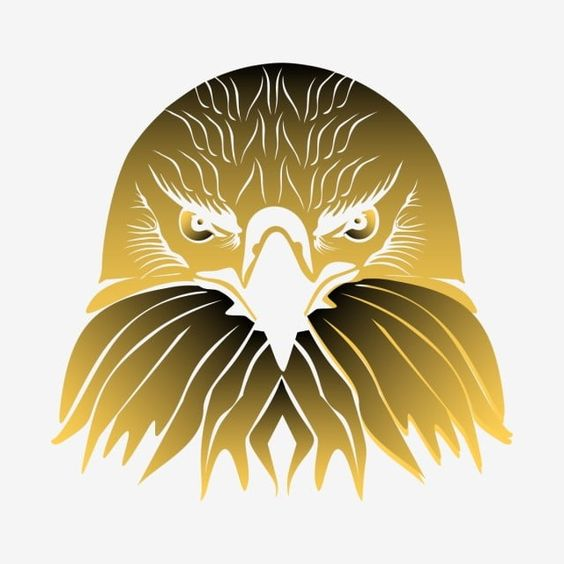 Clipart Picture Of An Eagle Head Cartoon Mascot Logo Character Eagle Cartoon Logo Bald Eagle Illustration Logo Character Png And Vector With Transparent Back Eagle Cartoon Logo Character Cartoon Logo