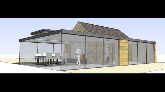 barn conversion, easton | RAW architecture