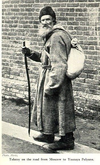 Leo Tolstoy: