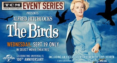 The Birds, Frankenstein and Bride of Frankenstein restored and in theaters this fall! - Horror Movie News | Arrow in the Head