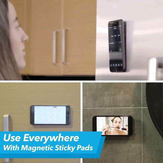 Magnet PopSockets Support et Grip pour Smartphones et Tablettes